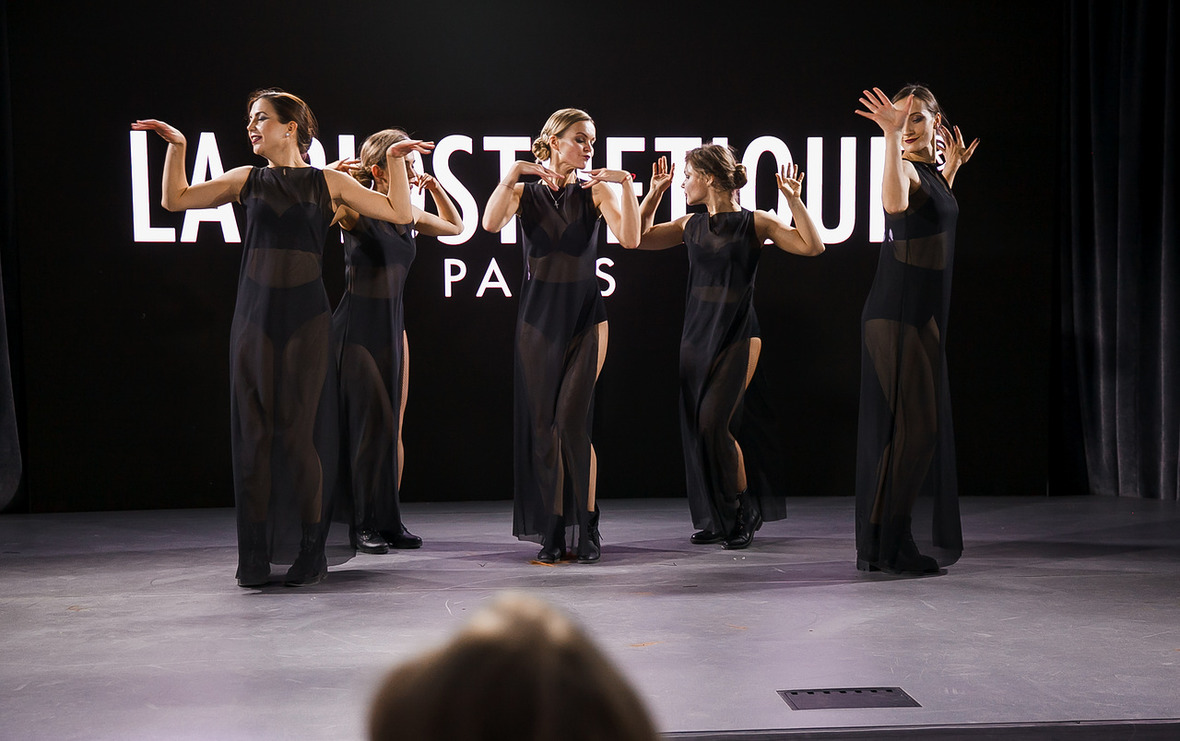 RusseQuelle и HAIR SHOW LA BIOSTHETIQUE FLASH