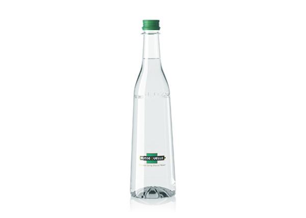 Spring Mineral Water RusseQuelle, Still, PET, bottle 800 ml
